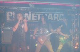 Planethard @ Silent Rage Tour