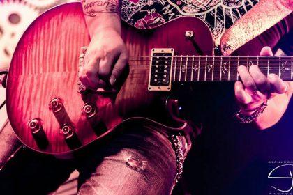 Marco D'Andrea - chitarrista - insegnante - produttore