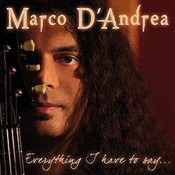 Marco D'Andrea: everything I have to say