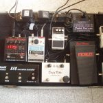 Marco D'Andrea: My Pedal Board