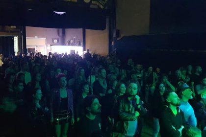 la JAM Session Di Beneficenza (IX° Edizione) at Slaughter club allo Slaughter Club è stata davvero un successone!