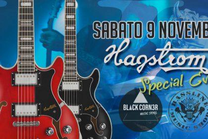 Presentazione chitarre Hagstrom Guitars of Sweden (Adagio Italia)