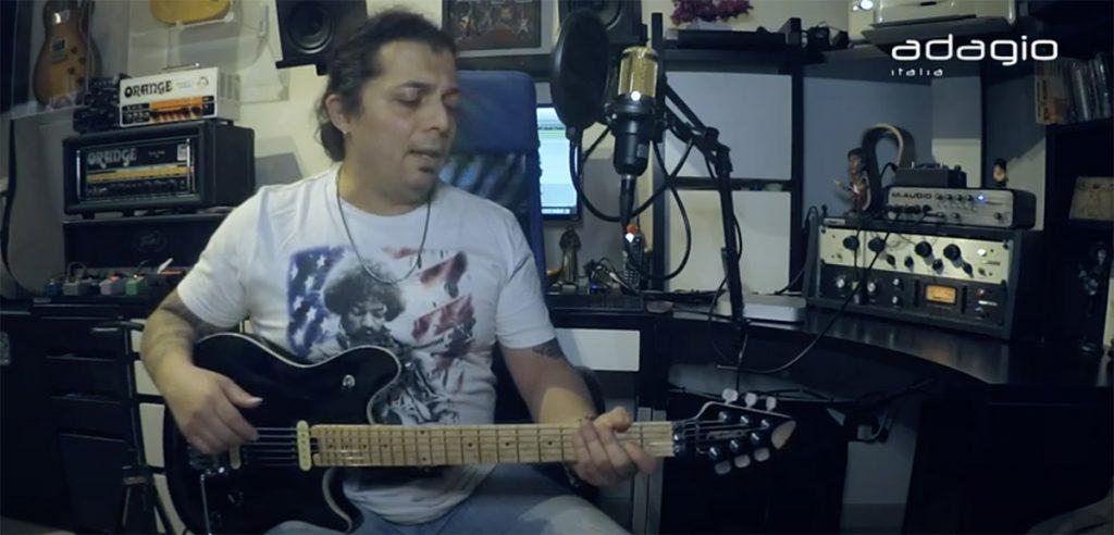 PEAVEY HP2: Marco D'Andrea presenta la nuova chitarra del brand Peavey